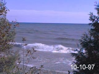 Lake Michigan webcam